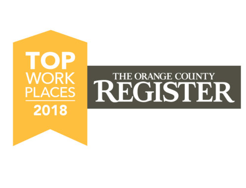 Murow|CM ranked 2018 Best Place to Work in Orange County by Orange County Register!